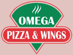 omega pizza logo